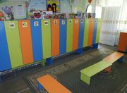 мебель для детского сада,  кабинки,  столы,  игровые,  стелажи,  уголки при