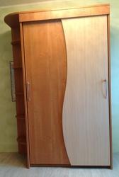 Комплект мебели (двухъярусная кровать и шкаф-купе)