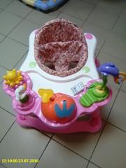 Продам ходунки для детей от 7 до 18 месяцев