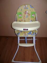 продаю детский стульчик для кормления