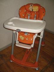 Продам  стульчик для кормления ребенка peg perego pima pappa dinner